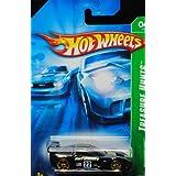2007 Hot Wheels Super Treasure Hunt Corvette C6R #4/12 1:64 Scale Collectible Die Cast Car