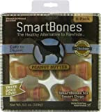 SmartBones Peanut Butter Dog Chew, Mini, 8-count