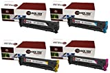 4 Pack New Compatible HP 131X High