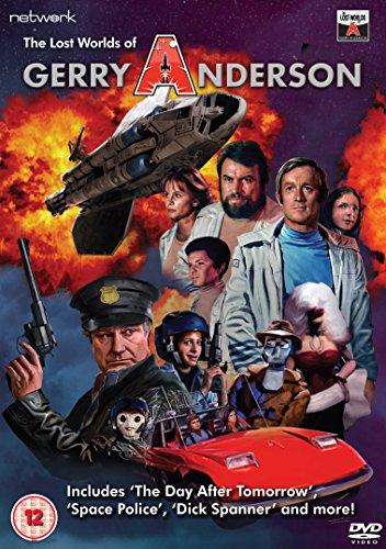 The Lost Worlds Of Gerry Anderson [DVD] [Edizione: Regno Unito]