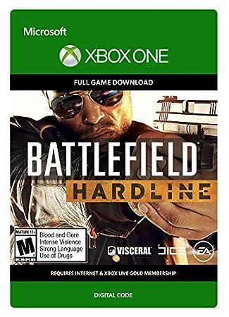 Battlefield Hardline  - Xbox One [Digital Code]