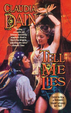 Image for Tell Me Lies (Leisure Historical Romance)