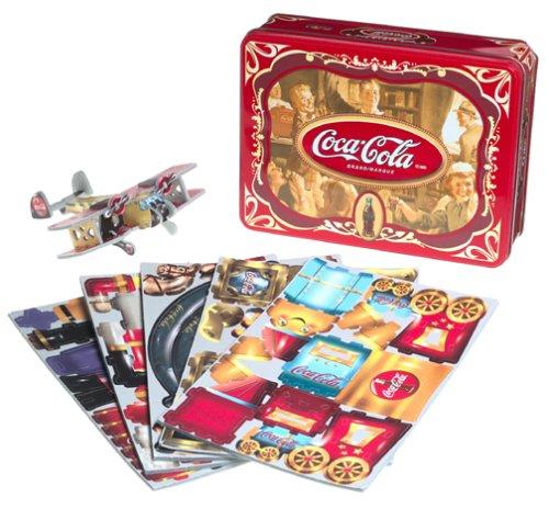 Cheap Wrebbit / Puzz3D 3D 20pc Puzzle Collectibles Coca-Cola (B00008V5Y1)