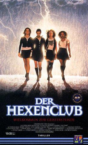 Der Hexenclub [VHS]