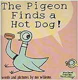 Pigeon Finds a Hotdog!