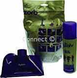 Dyson Cleaning pack (Zorb & groomer) includes dyzolv DC03 DC04 DC07 DC08DC07PART DC03CLR DC08PURPLE DC08ABS DC04DES DC03ABS dcCleaning Pack - Retail Accessory