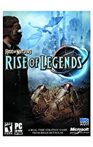Rise Of Nations 2: Rise of Legends