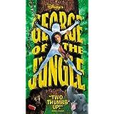George of the Jungle [VHS] ~ Brendan Fraser