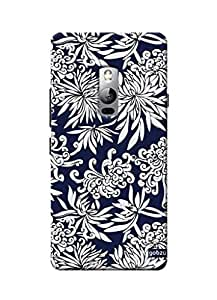 Gobzu Printed Hard Case Back Cover for OnePlus Two / One Plus 2 - Design_14