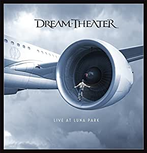 Dream Theater - Live at luna park (3 CD + 2 DVD + 1 Blu-ray) [(+2DVD+3CD+book)]