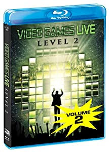 Video Games Live Level 2 (Blu-Ray)