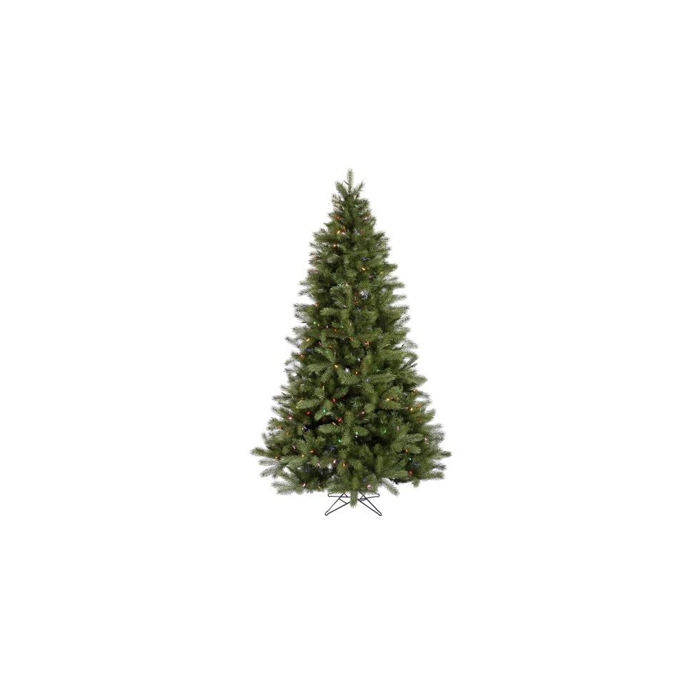 4.5 Albany Spruce Christmas Tree w/ 413T 220 Led Multi color Lights