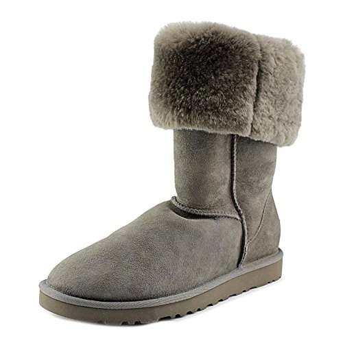 UGG Australia Kids Classic Tall Boot Grey Size 4 (Uggs Kids Classic Tall compare prices)