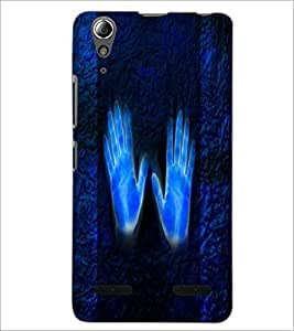 PrintDhaba Quote D-4918 Back Case Cover for LENOVO A6000 PLUS (Multi-Coloured)