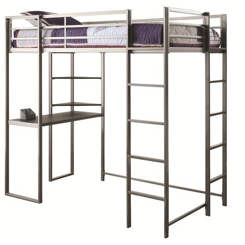 Twin Chair Bed 5108 front