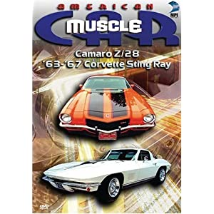 American MuscleCar: Camaro Z/28 and '63-'67 Corvette Sting Ray movie