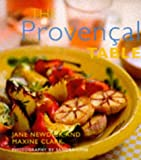 The Provencal Table (0091820030) by Newdick, Jane