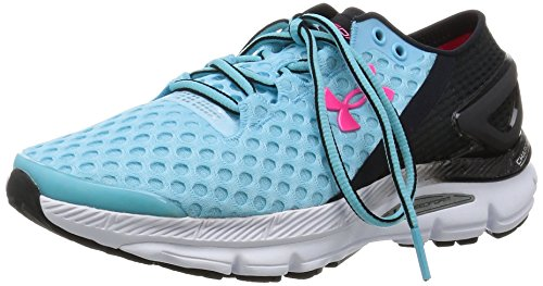 Under Armour Donna Ua W Speedform Gemini 2 scarpe sportive blu Size: EU 39 (US 8)