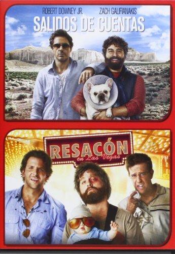 Pack: Salidos De Cuentas + Resacón En Las Vegas [DVD]