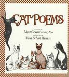 Cat Poems (0823406318) by Livingston, Myra Cohn