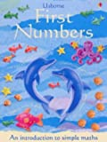 Usborne First Numbers (0746061889) by Brooks, F.