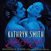Night After Night: Brotherhood of the Blood, Book 5 | Kathryn Smith