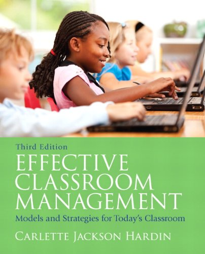 Effective Classroom Management: Models and Strategies for Today's Classrooms (3rd Edition) (Classroom Management Models compare prices)