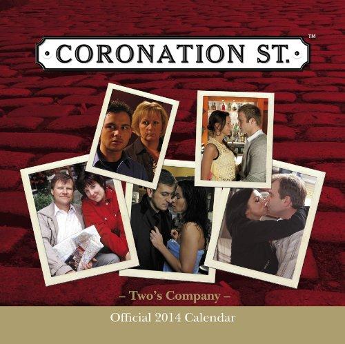 Official Coronation Street 2014 Calendar
