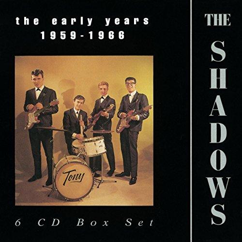 The Shadows - Early Years - Zortam Music