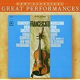 Great Perf: Violin Concerto