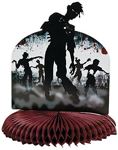 Zombie Party Centerpiece/Tableware/Party Supplies/Halloween/Birthdays (Walking Ware compare prices)