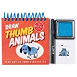 Draw Thumb Animals (Klutz)by Editors of Klutz