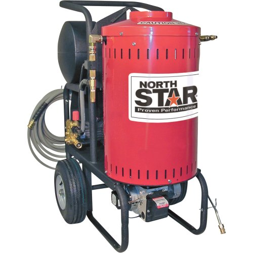 Northstar Electric Wet Steam & Hot Water Pressure Washer - 2700 Psi, 2.5 Gpm, 230 Volt