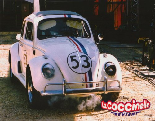 Herbie the Love Bug (French)