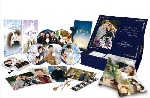 """ブレイキング・ドーン Part2/トワイライト・サーガ DVD&Blu-rayコンボコレクターズBOX microSD&『ブレイキング・ドーンPart1Extended Edition』DVD付 """"Eternal""""エディション"""