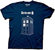 Ripple Junction Men's Doctor Who Line…