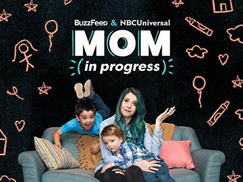 BuzzFeed & NBCUniversal's Mom In Progress on Amazon Prime Video UK