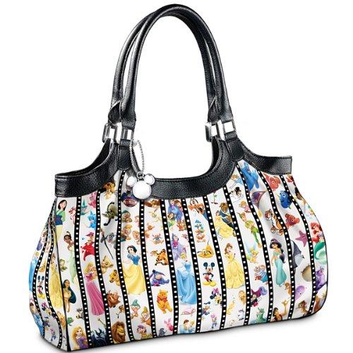 Forever Disney Shoulder Bag by The Bradford Exchange