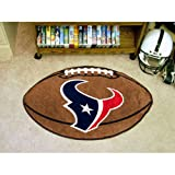 "Houston Texans NFL ""Football"" Floor Mat (22""x35"")"
