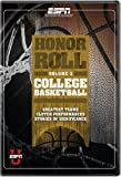 Honor Roll College Basketball Vol. 3