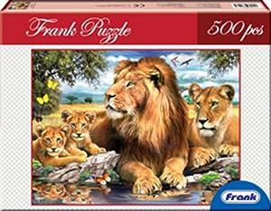 Frank 33908 Lion Family
