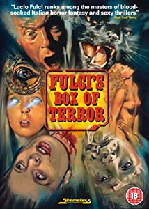 Fulci Box of Terror (New York Ripper, Manhattan Baby and Black Cat) [DVD] + Booklet [Edizione: Regno Unito]