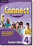 img - for Connect Level 4 Teacher's edition book / textbook / text book