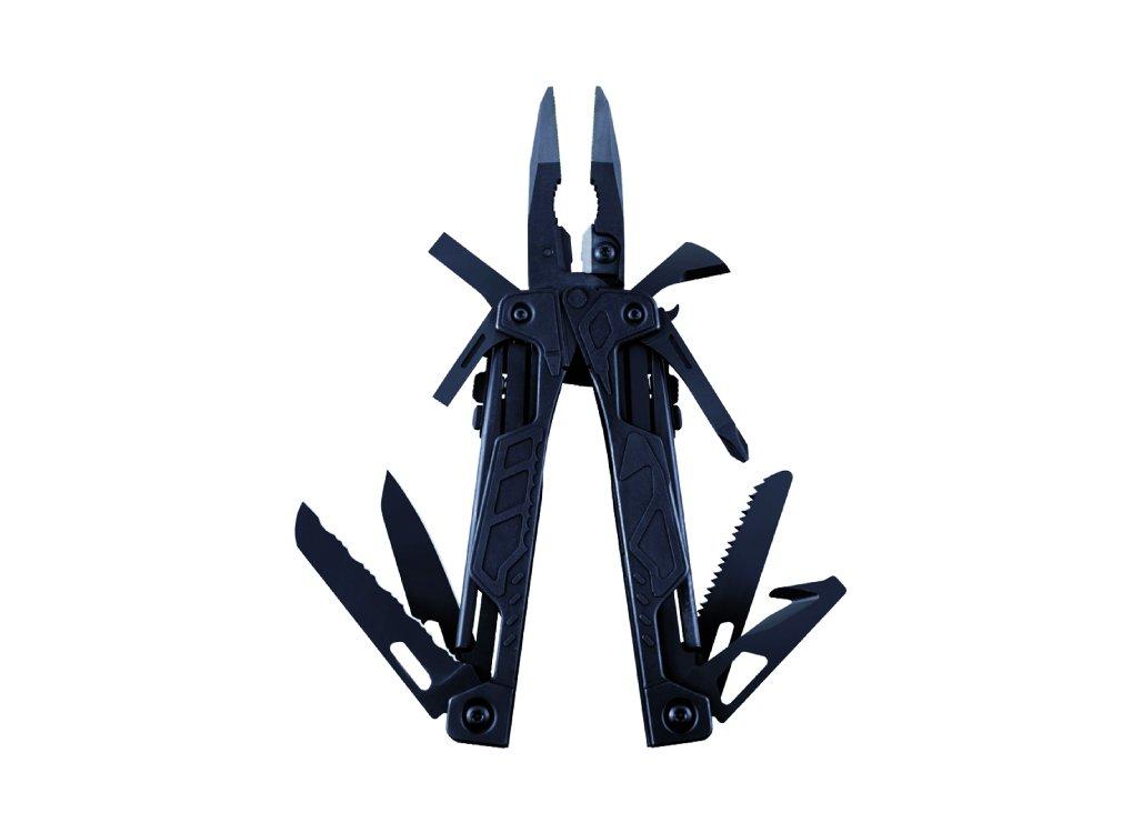 Leatherman LTG831639 OHT Multifunktionswerkzeug, OneHandTool, schwarz  BaumarktBewertungen