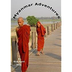Myanmar Adventures