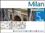 Milan PopOut Map