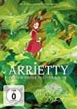 Arrietty - Wundersame Welt d.Borger(DVD) Min: 91DD5.1WS [Import germany]