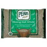 White Pearl Moong Whole 2 kg (Pack of 3)