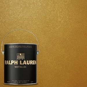 Ralph Lauren Paint Gold Regent Metallics Finish 1 Gallon