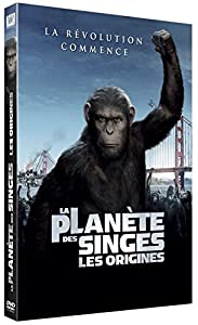 La Planète des Singes : Les origines [DVD + Copie digitale]